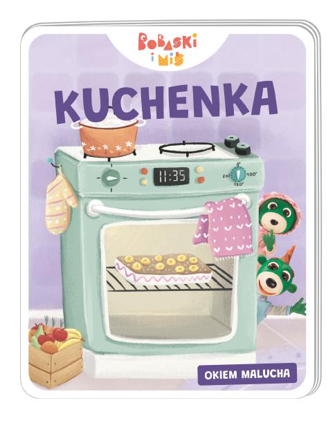 Kuchenka 3D RGB